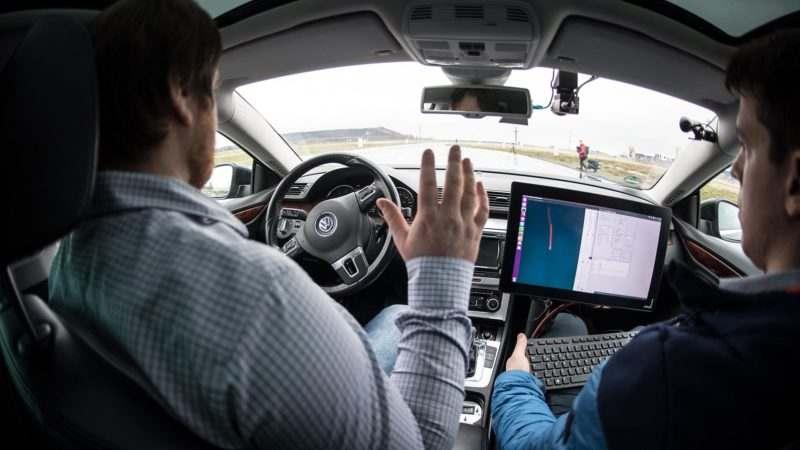 Volkswagen otonom araçlar